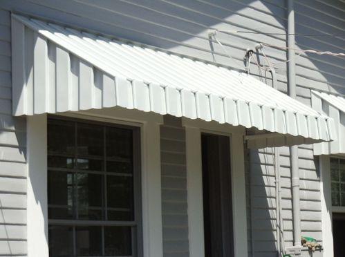 aluminium awnings
