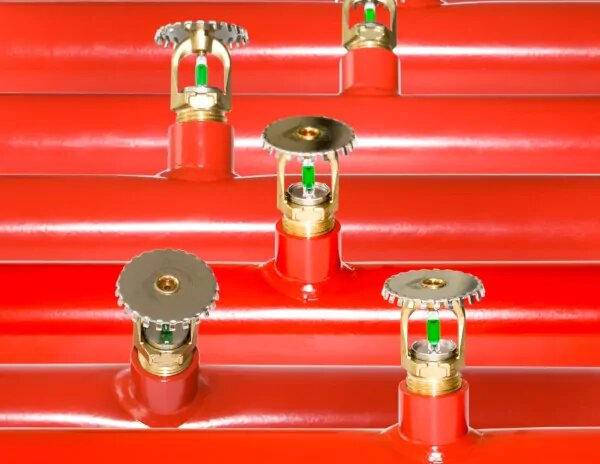 When To Consider The Replacement Of Fire Sprinkler Heads?