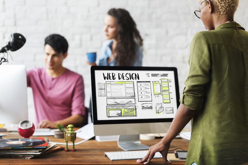 hiring professional web designers