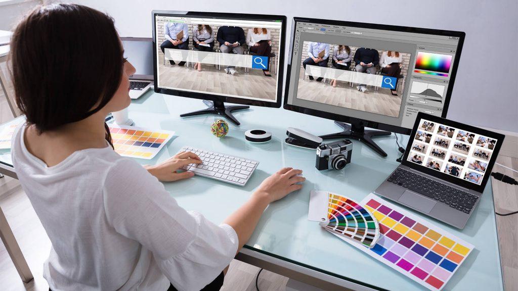 areas for website design is branding